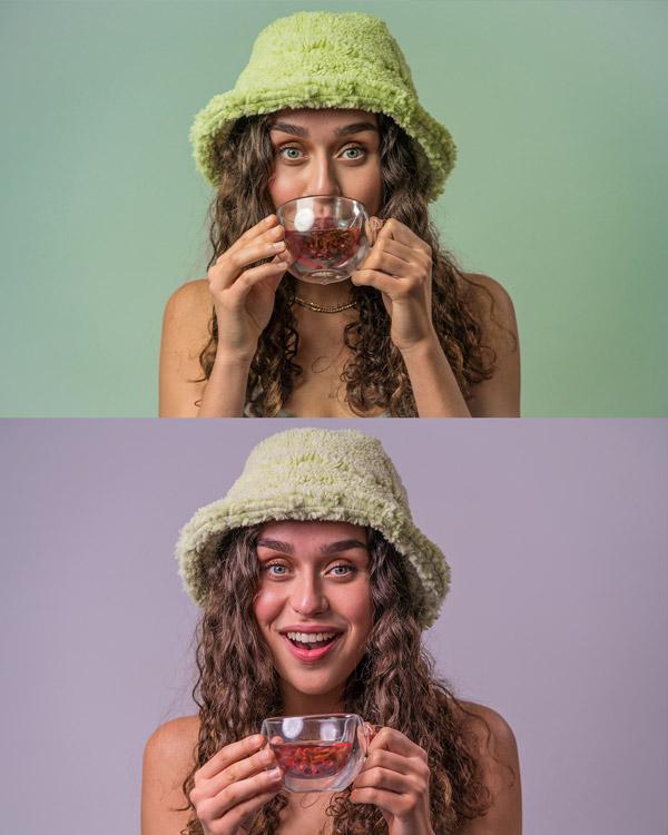 Studio portrait forager by apex studio