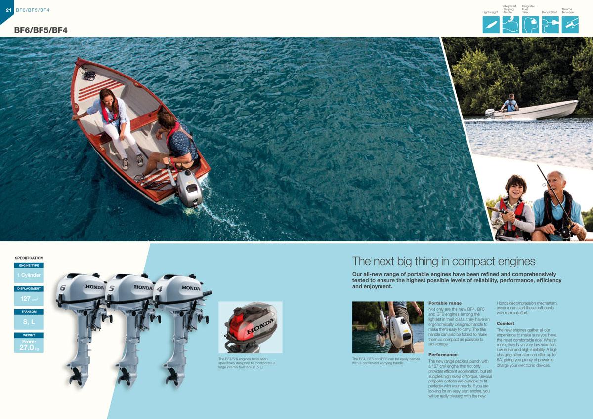 Apex Creative Marketing featured photos in brochure design