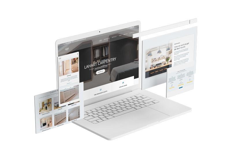 Website design Apex Creative Marketing