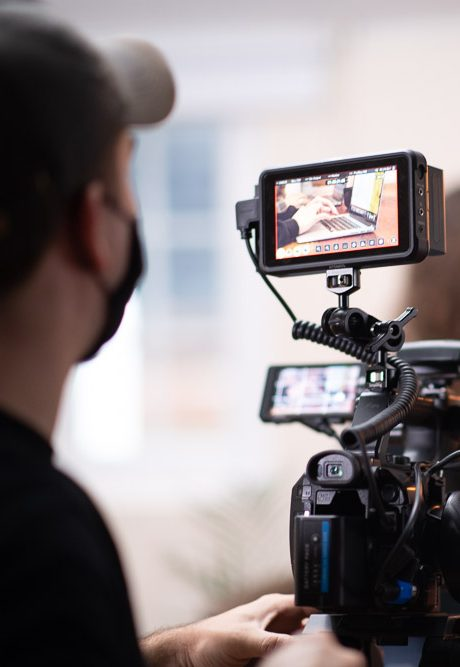 Film crew West Sussex